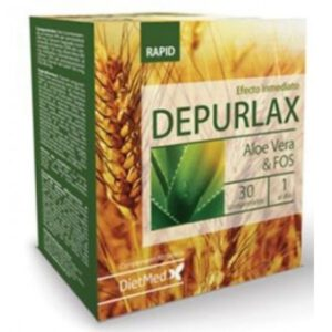 Depurlax Rapid comprimidos Dietmed