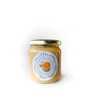 Crema anacardos jengibre y naranja 300 gramos La cabaña verde