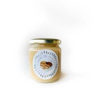 Crema de cacahuete 300 gramos La Cabaña Verde