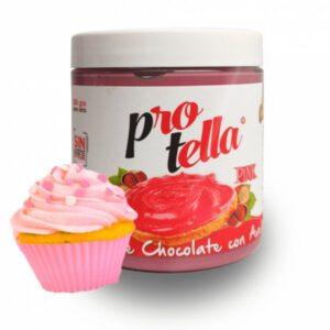 Crema pink 250 gramos Protella