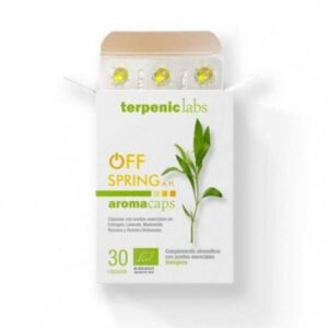 Digestión aromacaps Terpenic