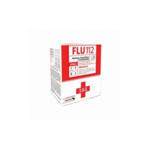 Flu 112 equinácea sauce blanco y N-acetilcisteína 30 cápsulas Dietmed