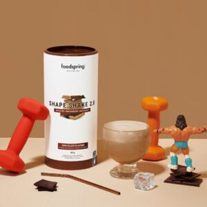 Batido Shake shape 2.0 chocolate 900 grs Foodspring