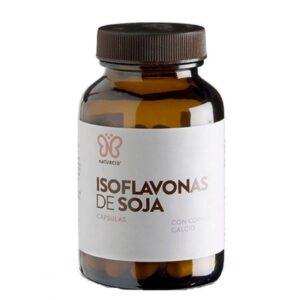 Isoflavonas de soja 60 cápsulas Naturcid