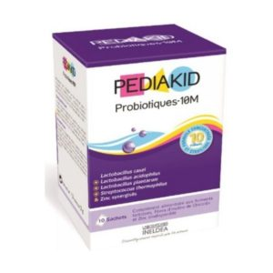 Probióticos 10 sobres Pediakid