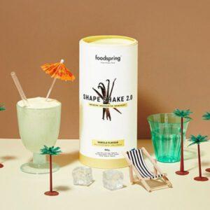 Batido Shake shape 2.0 vainilla 900 grs Foodspring