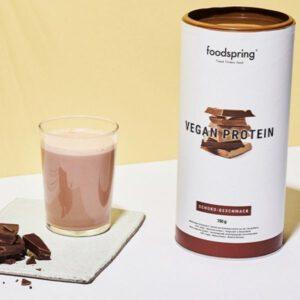 Batido Vegan protein chocolate 750 grs Foodspring