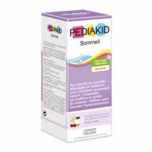 Pediakid Sueño jarabe 250 ML formato ahorro Laboratorios Ineldea