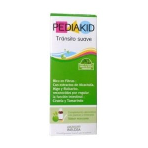 Pediakid Transito intestinal jarabe 125ML Laboratorios Ineldea