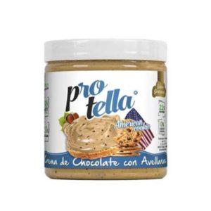 Crema American cookie 250 grs Protella