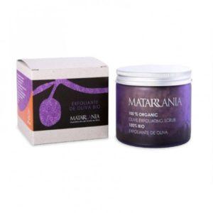 Exfoliante de oliva 100% BIO Matarrania