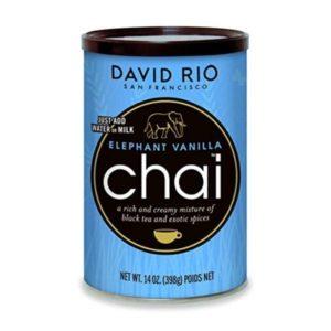 Chai elephant Vainilla 398 gr David Rio