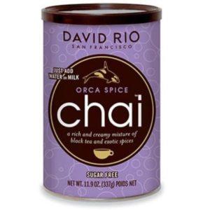 Chai Orca Spice Sin azúcar 337 gr David Rio