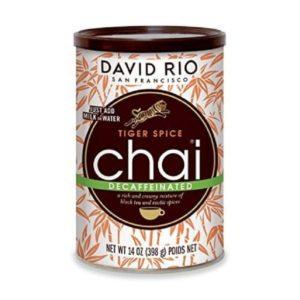 Chai spice descafeinado 398 gr David Rio