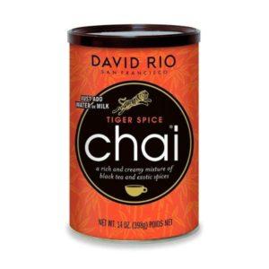 Chai tiger spice 398 gr David Rio
