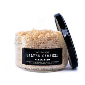 Exfoliante corporal Caramelo 140 grs Almara soap