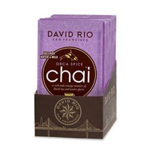 Chai Orca Spice Sin azúcar 1 SOBRE 18 gr David Rio