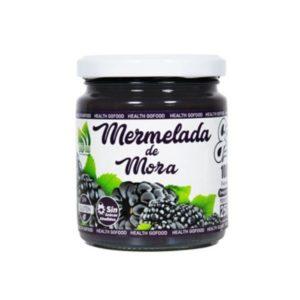 Mermelada de Mora Sin azúcar añadido sin gluten 250 g Go Food