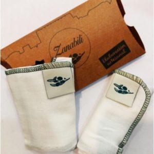 Pack 2 museinas de algodón Zanabili