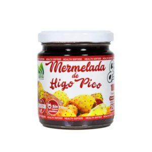 Mermelada de Higo Pico Sin azúcar añadido sin gluten 250 g Go Food