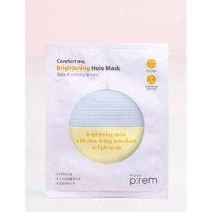 Mascarilla facial Confort me Hole Mask con vitamina C Miin
