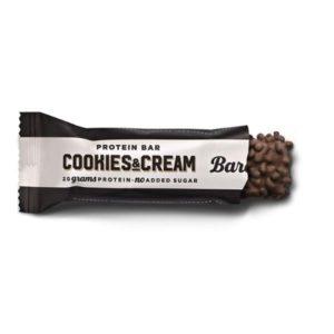 Barrita proteica sabor galleta y crema 55 grs Barebells