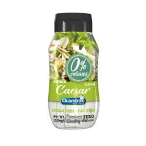 Salsa César 0% calorías 330 ml Quamtrax