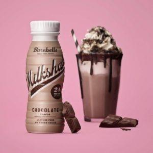 Batido Milkshake sabor chocolate 330 ml Barebells