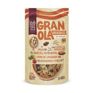 Granola Original 275 grs La Newyorkina