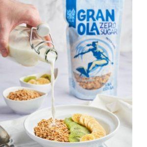 Granola Cero azúcar 275 grs La Newyorkina