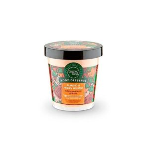 Mousse nutritiva corporal de Almendras y Miel 450 ml Organic Soap