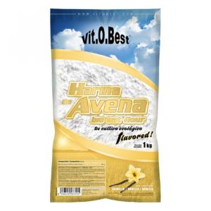 Harina de Avena Vainilla 1 kg VitOBest