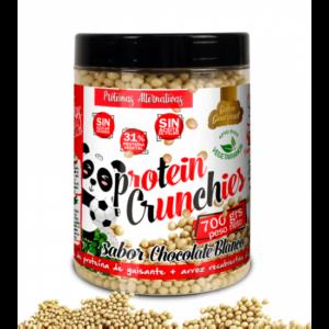 Protein Crunchies Chocolate Blanco 700g Protella
