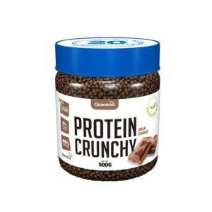 Protein Crunchy chocolate negro 500 grs Quamtrax