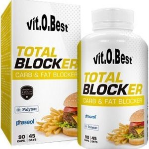 Total Blocker 90 cápsulas 45 días VitOBest