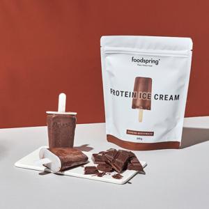Helado proteico sabor chocolate  PREGUNTANOS EN INSTAGRAM SI QUIERES COMPRAR FOODSPRING 240 grs Foodspring