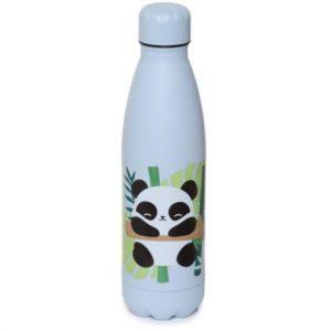 Botella Termo de Acero Inoxidable frio y calor oso panda 500 ml Puckator
