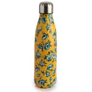 Botella Termo de Acero Inoxidable peonias 500 ml Puckator