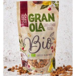 Granola Coco & Limon Friends  275 grs La Newyorkina